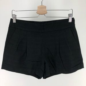 ⚡️ J. Crew Factory 4 Pleated Shorts Black